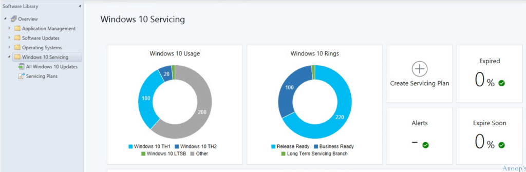 WIndows Servicing with SCCM-2 - NO SCCM 2016