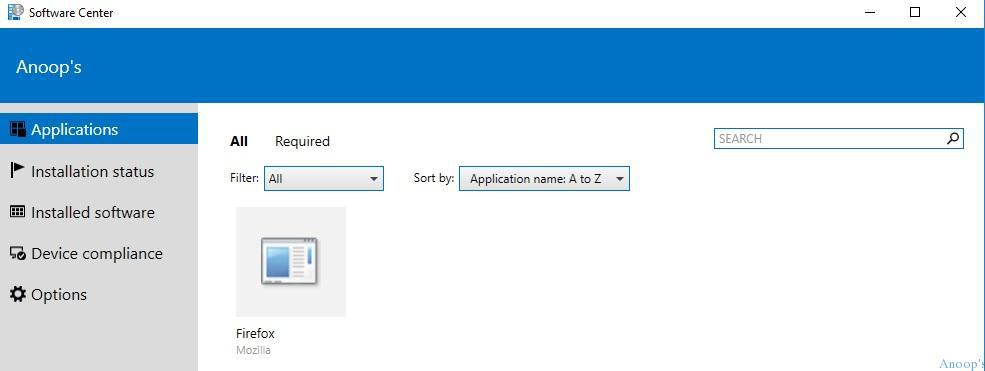 How to Enable New Software Center in SCCM ConfigMgr Configuration Manager