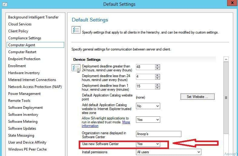 SCCM-ConfigMgr TP4-1511-New Software Center-3