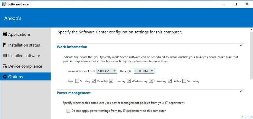 SCCM-ConfigMgr TP4-1511-New Software Center-7