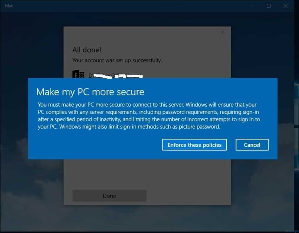 Windows 10 Conditional Access with Azure AD Join Intune MDM Auto Enrollment