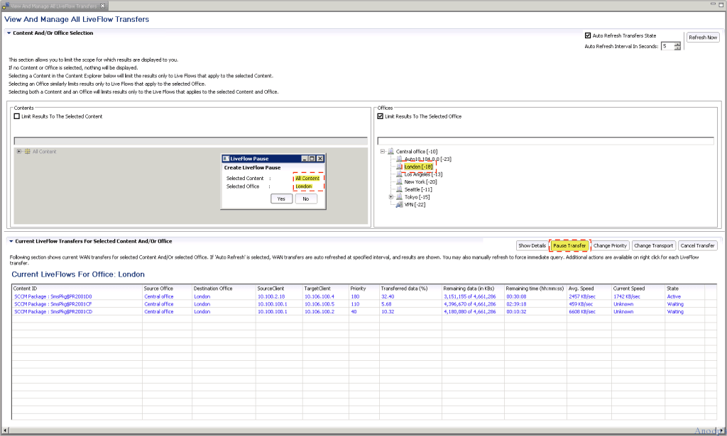 How to Get Visibility Control on SCCM Content Over WAN Traffic Configuration Manager Endpoint Manager