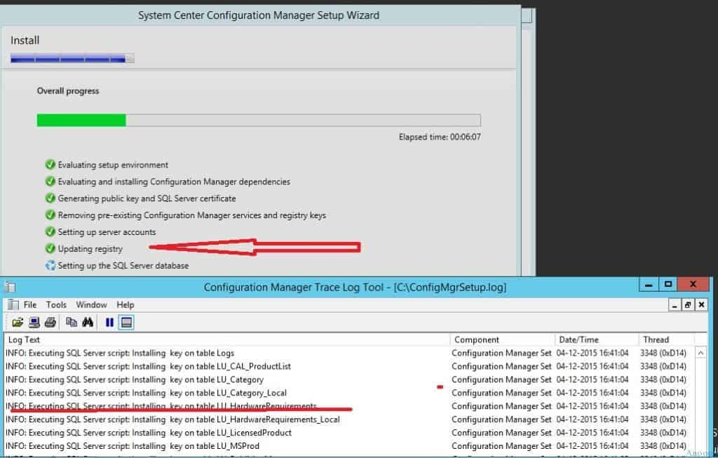 Not SCCM 2016 Configuration Manager SCCM Current Branch version Download Install