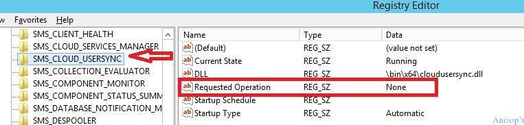 Restart SCCM Executive Threads Via Registry-2