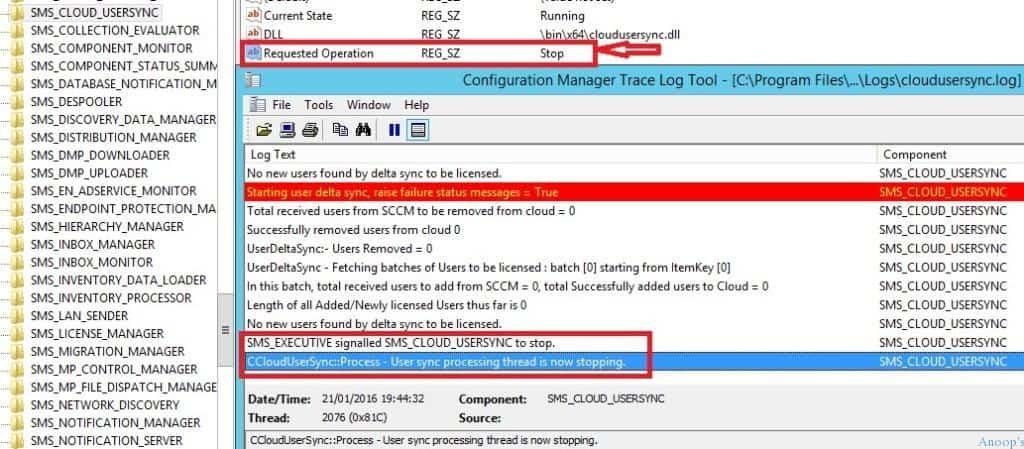 Restart SCCM Executive Threads Via Registry-4