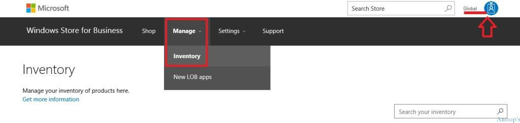 How to Add Apps to Business Store and Install Intune Company Portal without Using MS Account