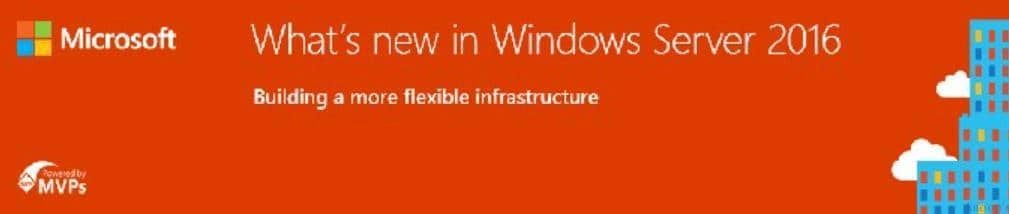 One Day Conference What is New in Windows Server 2016 and Overview of EMS 3