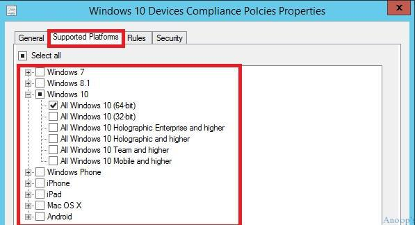 Intune_Vs_SCCM_Compliance_Policies_5