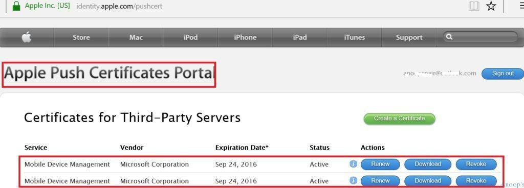 SCCM_Apple_Push_Certificates