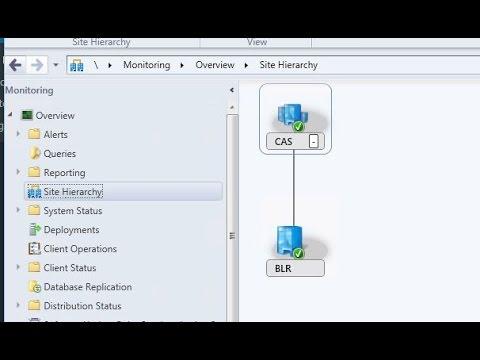 How to Expand SCCM CB Standalone Primary server with CAS server 4
