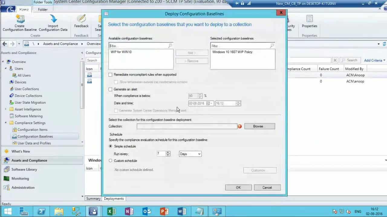 How to Create Configure and Deploy Windows 10 WIP Policies Using SCCM Intune 5