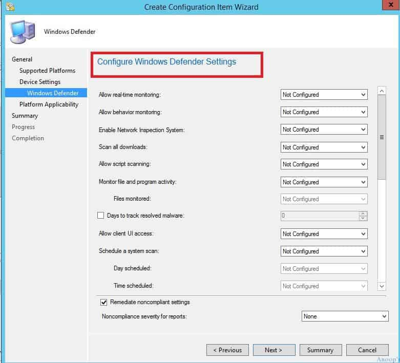 sccm_cb_1610_tp_windows_defender_setting