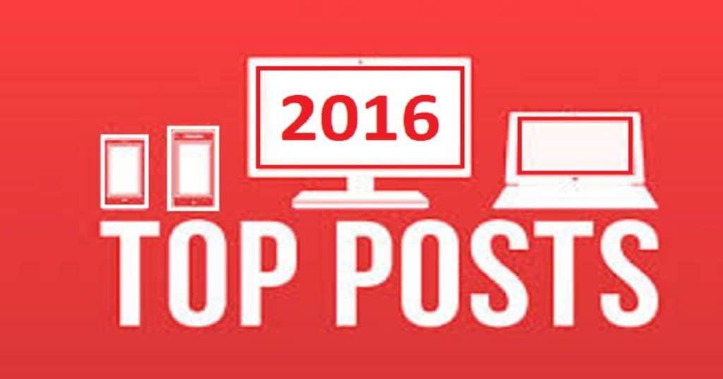 Top 10 Posts about SCCM ConfigMgr Intune Windows 10