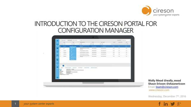 Learn How to Empower IT Teams with SCCM ConfigMgr Anywhere Anytime Access 1