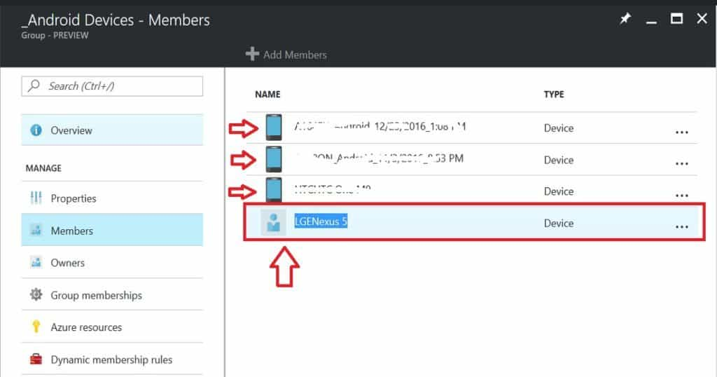 How to Exclude a Device from Azure AD Dynamic Device Group 3