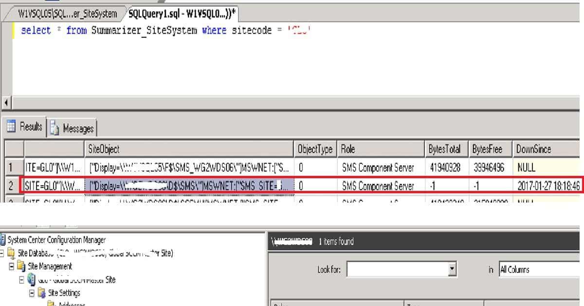 SCCM ConfigMgr Remote Site System Installation Error Cannot