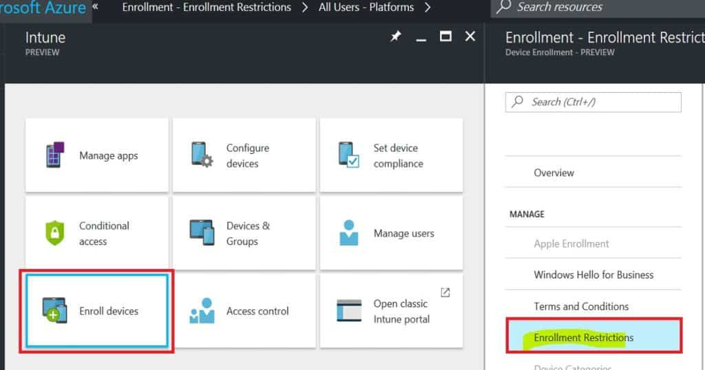 How to Restrict Personal iOS Devices from Enrolling into Intune 1