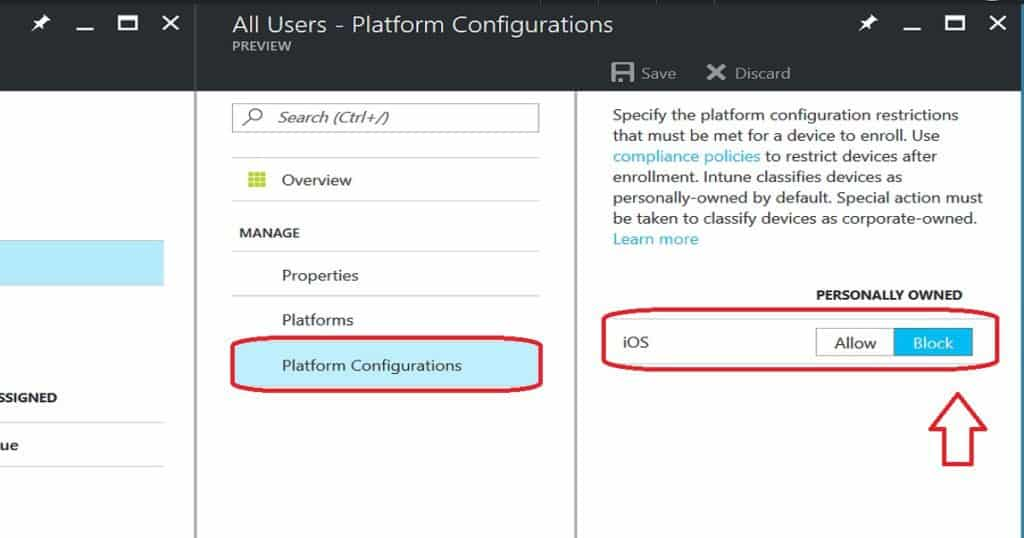 How to Restrict Personal iOS Devices from Enrolling into Intune 3