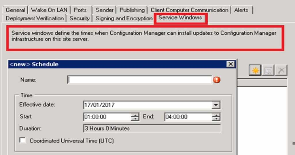 Possible Issues with SCCM 2012 to CB Current Branch Upgrade 6
