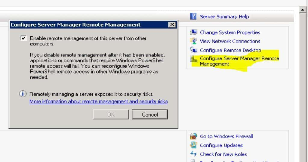 SCCM ConfigMgr Remote Site System Installation Error Cannot Open Registry 2
