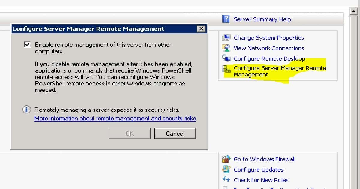 SCCM ConfigMgr Remote Site System Installation Error Cannot Open