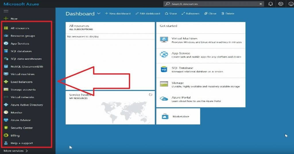 How to Organize Azure Portal Neat and Clean for Intune Activities 1
