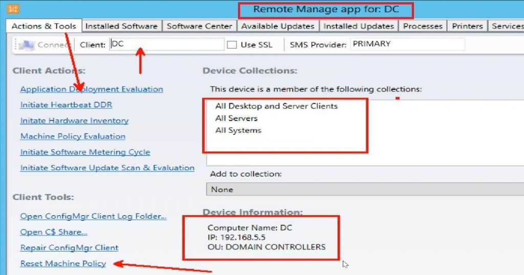 4 Free Tools for SCCM ConfigMgr Admins Community Configuration Manager Endpoint Manager