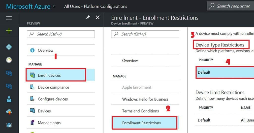How to Restrict Personal Android Devices from Enrolling into Intune 2