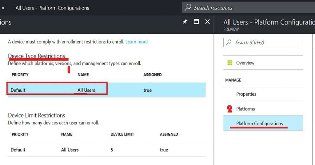 How to Restrict Personal Android Devices from Enrolling into Intune 3