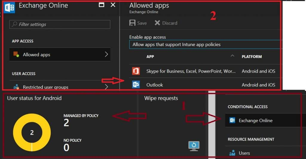 How to Enable Intune MAM without Enrollment along with Conditional Access 2