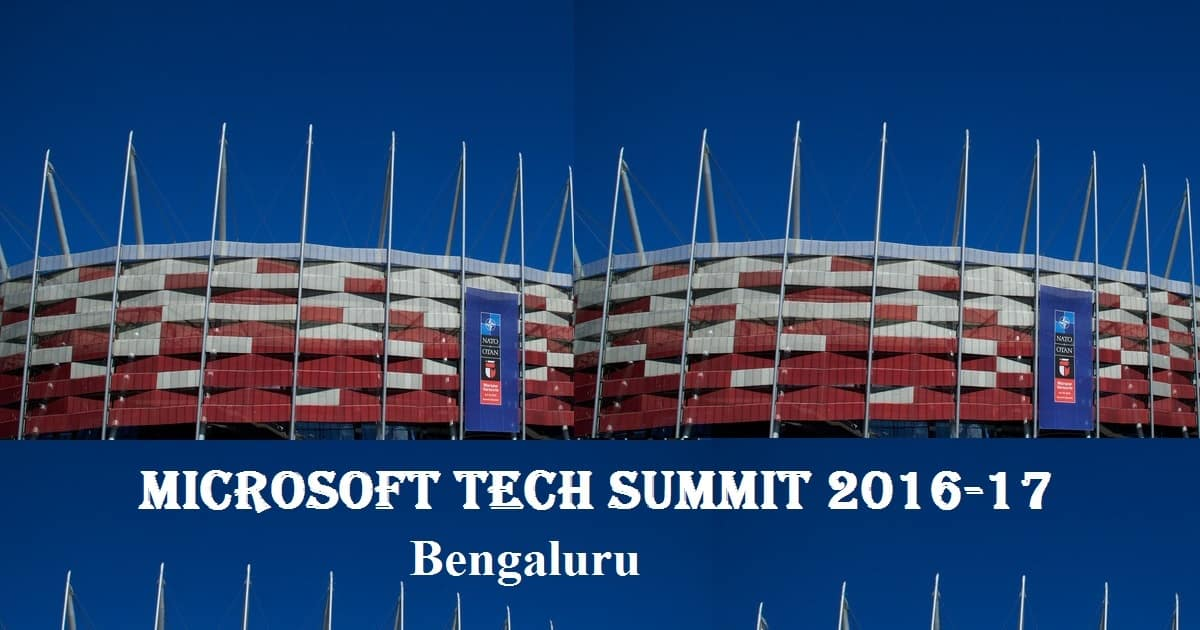 My Pick of Sessions for Tech Summit Bangalore 1