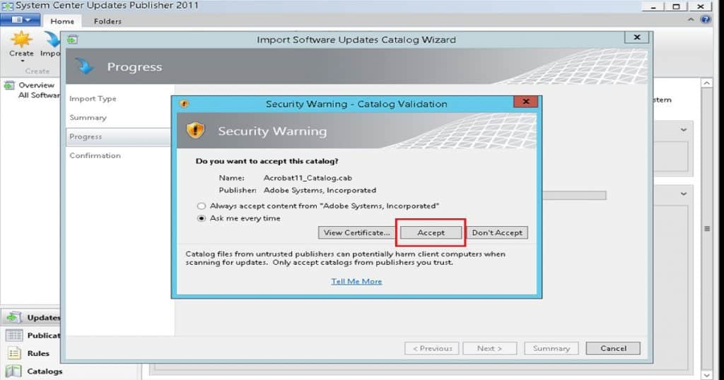 SCCM SCUP Third-Party Application Patching 4