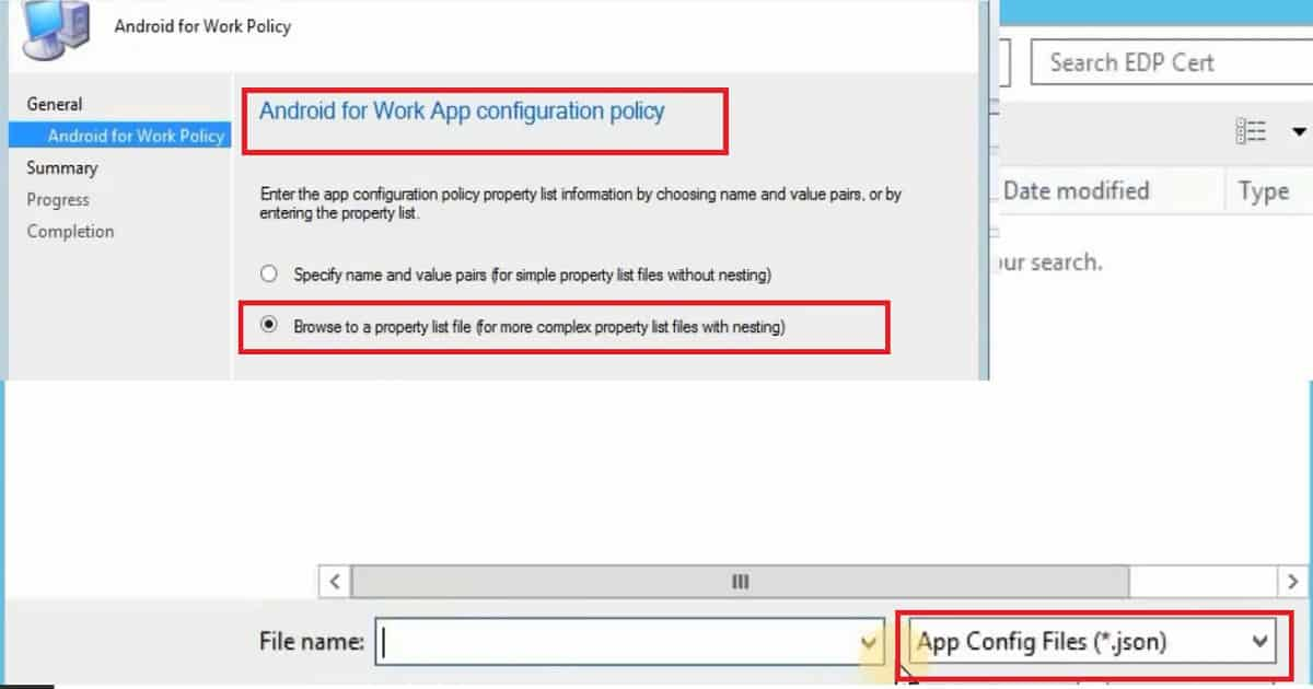 3cx android how to add configuration in new version