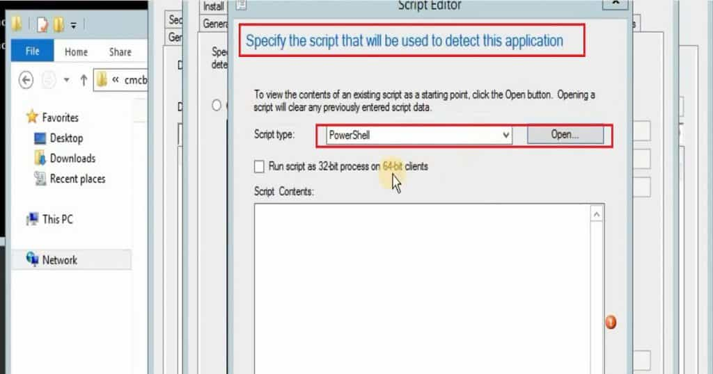 SCCM CB Preview Version1704 Comes with Nested TS and PS Detection Method 3