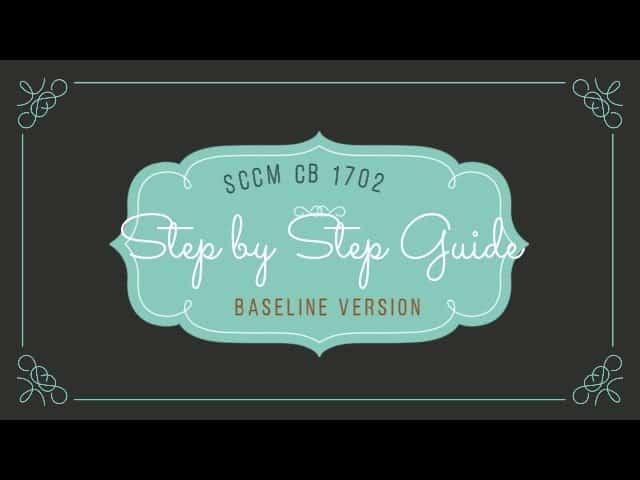 New SCCM Server Installation Step by Step Guide|ConfigMgr 1