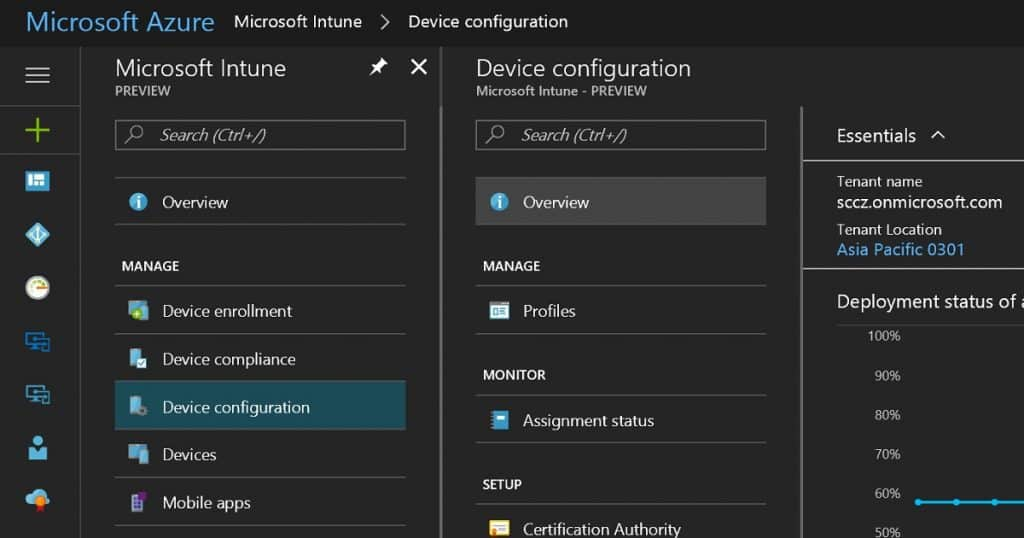 Deploy SCEP Certificate to Windows Devices