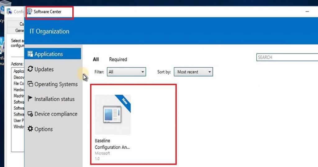Video Experience Guide SCCM CB Application Creation Deployment and Installation 4