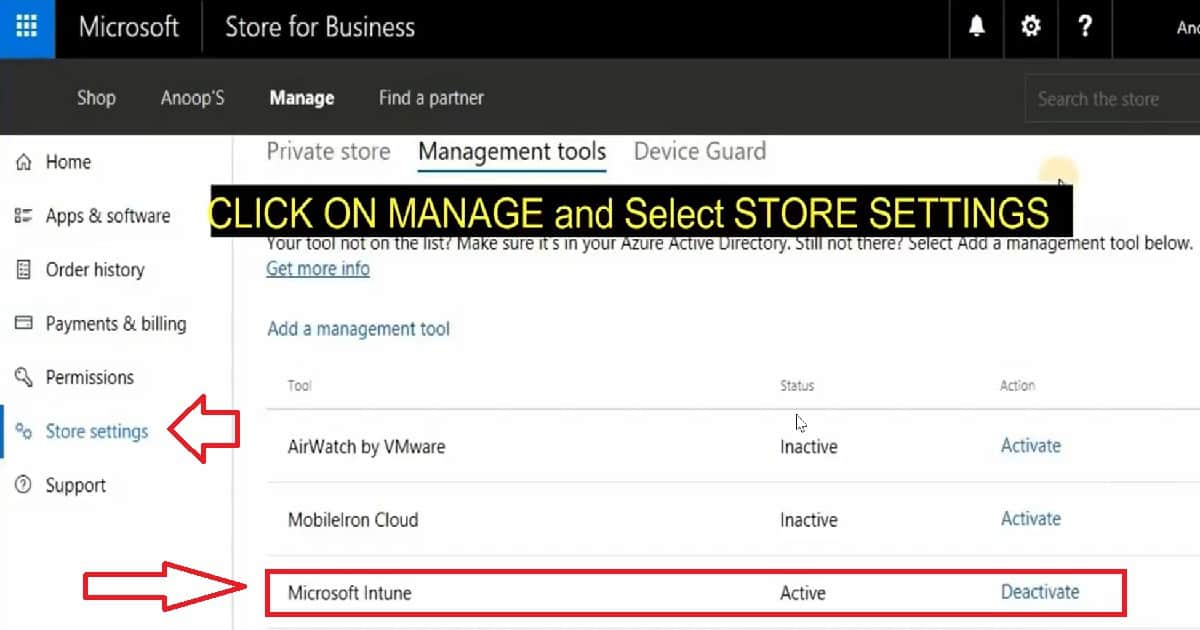 How to Deploy Windows Store Apps via Intune to Windows 10 Devices