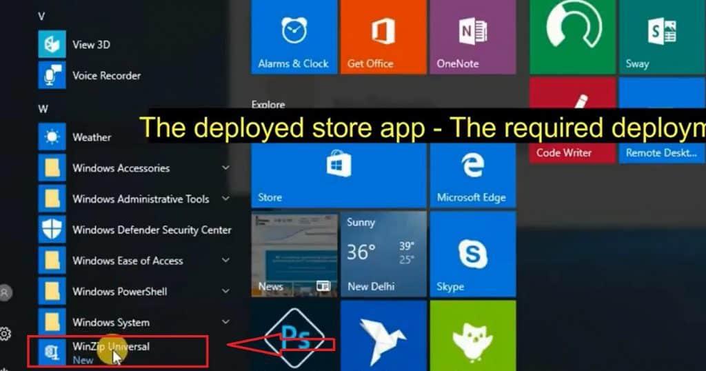 Setup_Windows_Store_App_via_Intune_User_Experience_Windows10