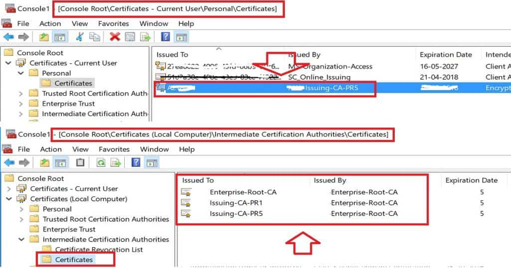 Intune Create SCEP Certificate Profiles in Endpoint Manager Deploy SCEP profiles to Windows 10 Devices
