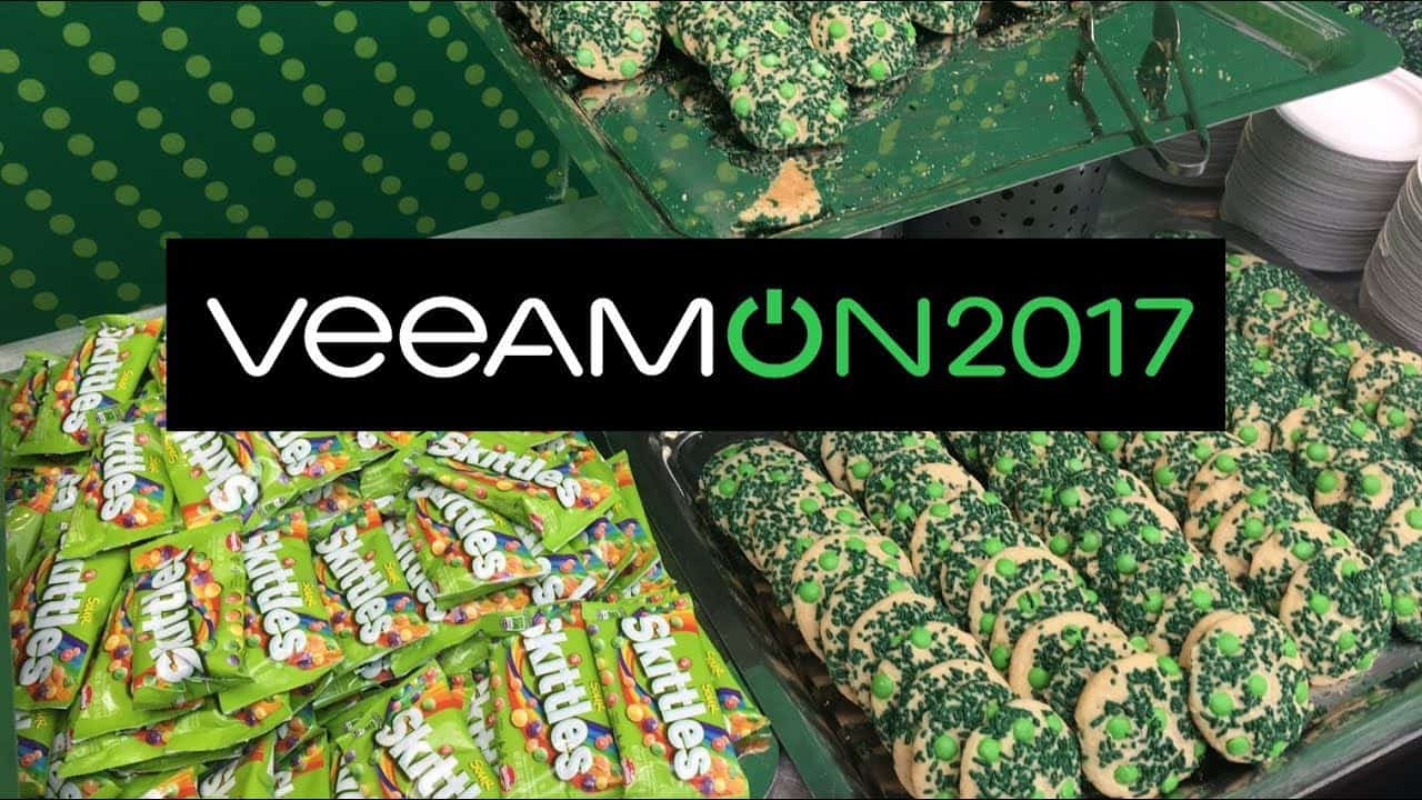 VeeamON 2017 Overview and New Product Announcements 1