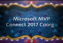 Microsoft MVP Community Connect India