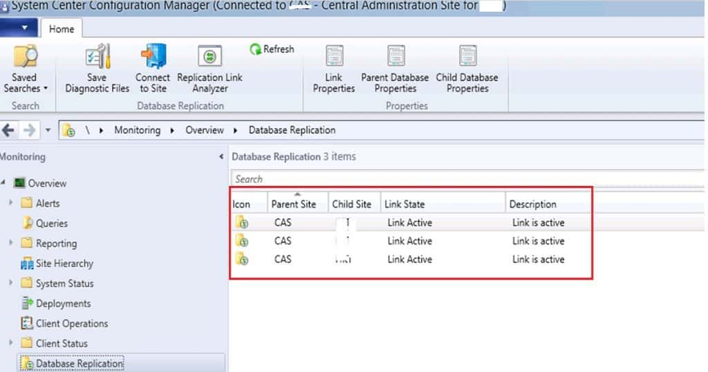 SCCM Sever in-place OS Upgrade