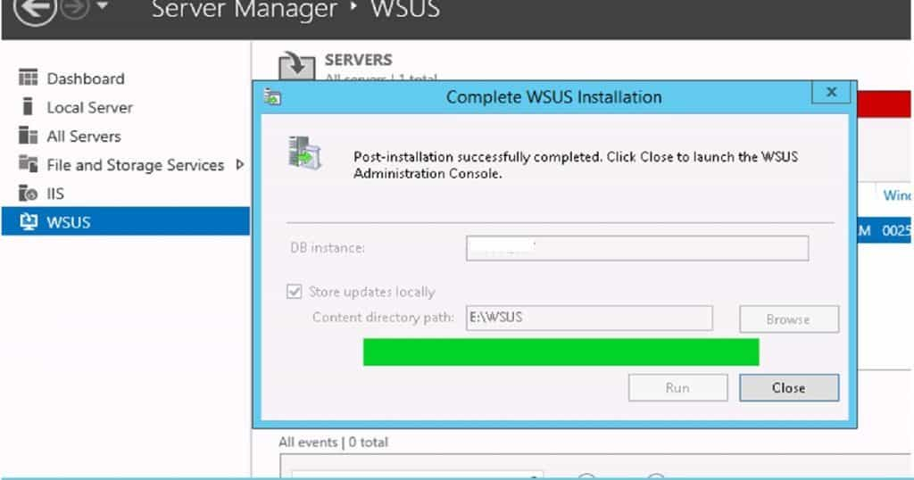 SCCM Sever in-place OS Upgrade_WSUS_Complete1