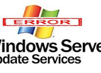SCCM Sever in-place OS Upgrade_WSUS_CompleteERROR