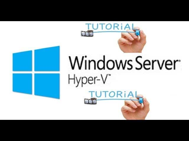 Hyper-V Backup Step by Step Installation and Configuration Video Guide 1