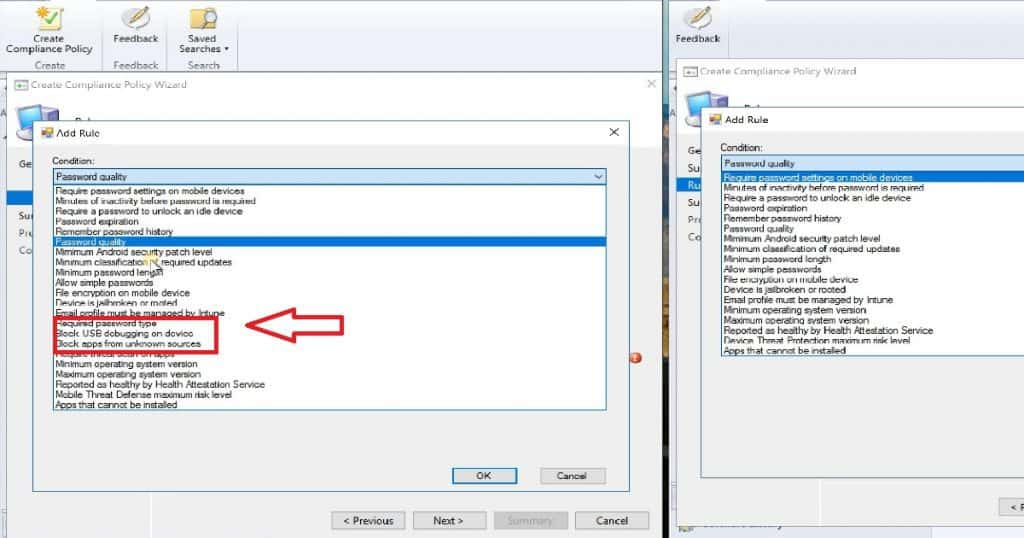 Feature Comparison Video SCCM ConfigMgr CB 1702 VS 1706