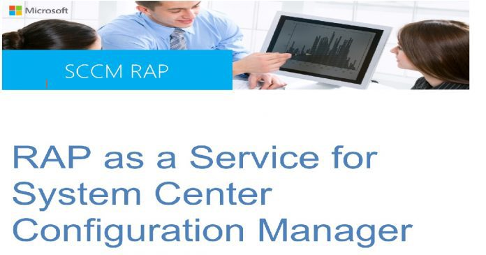 ConfigMgr Microsoft RAP Results Real World Tips