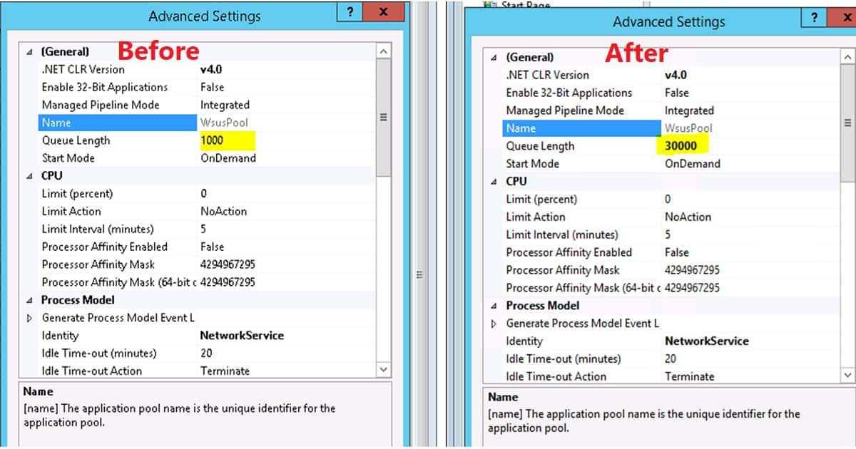 Best Practices Related to IIS for SCCM SUP WSUS Setup - anoopcnair com