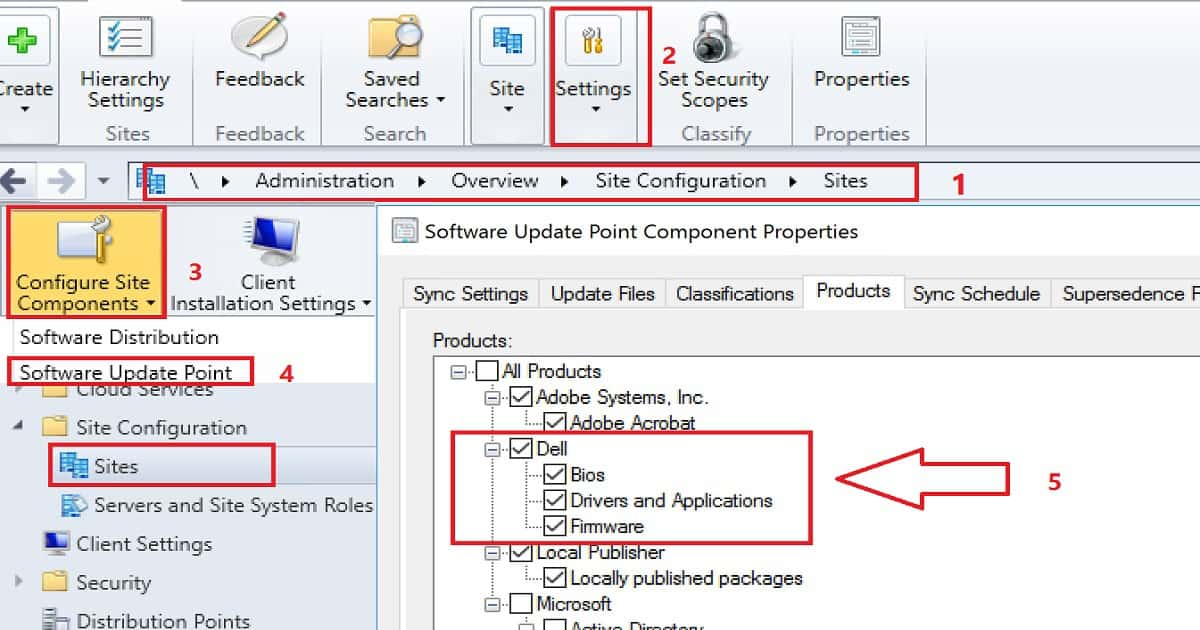 How to Deploy Dell Bios Firmware Updates Via SCUP and SCCM CB